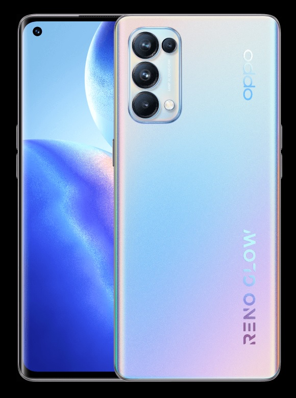 smartfon Oppo Reno 5 Pro smartphone