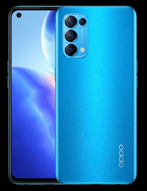 smartfon Oppo Reno 5 smartphone