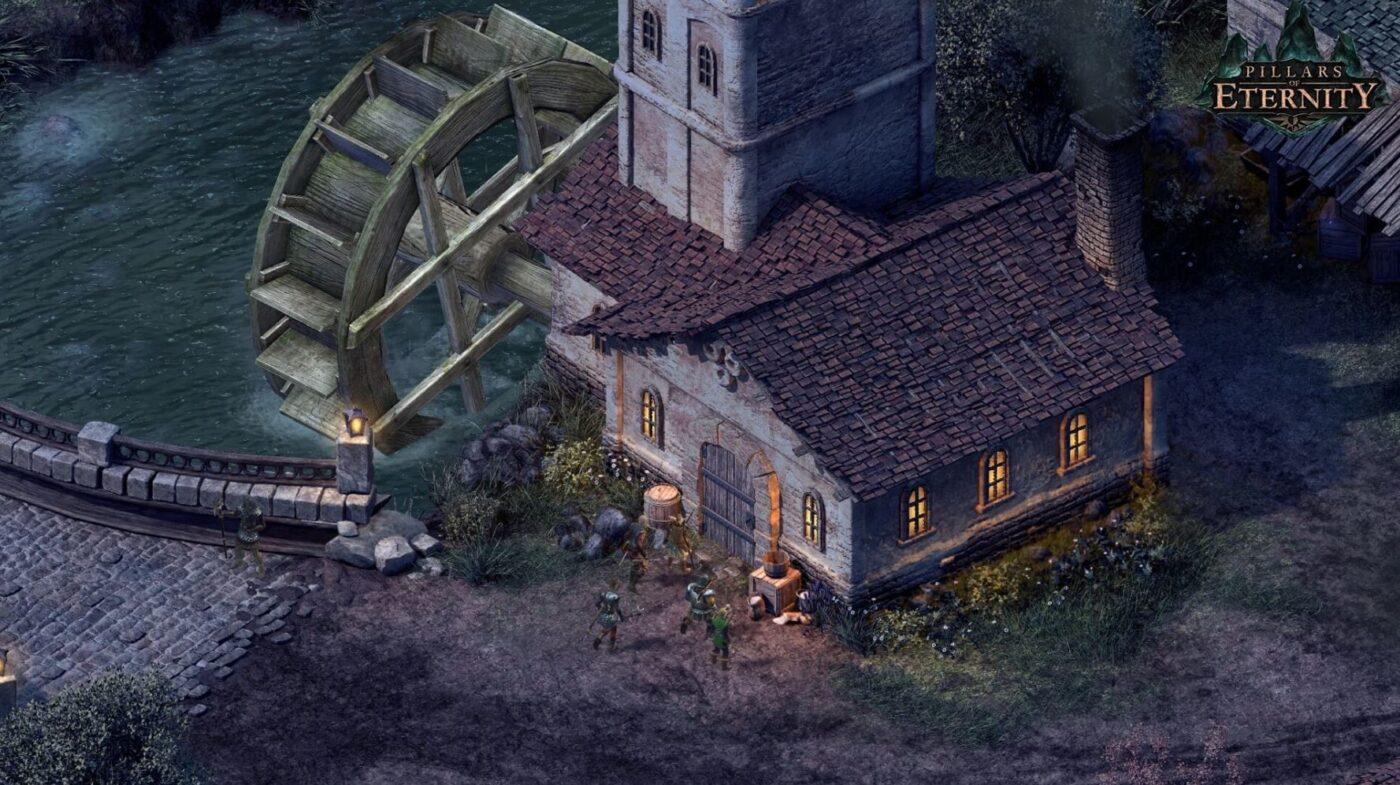 Pillars of Eternity za darmo Epic Games Store
