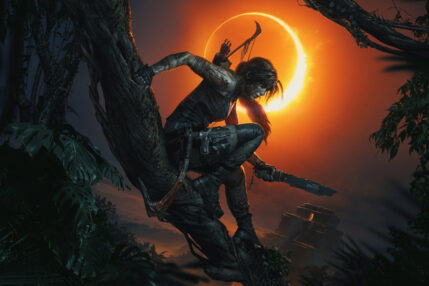 PlayStation Plus shadows of the tomb raider
