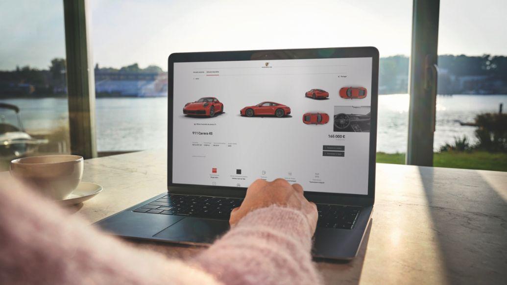 Porsche online
