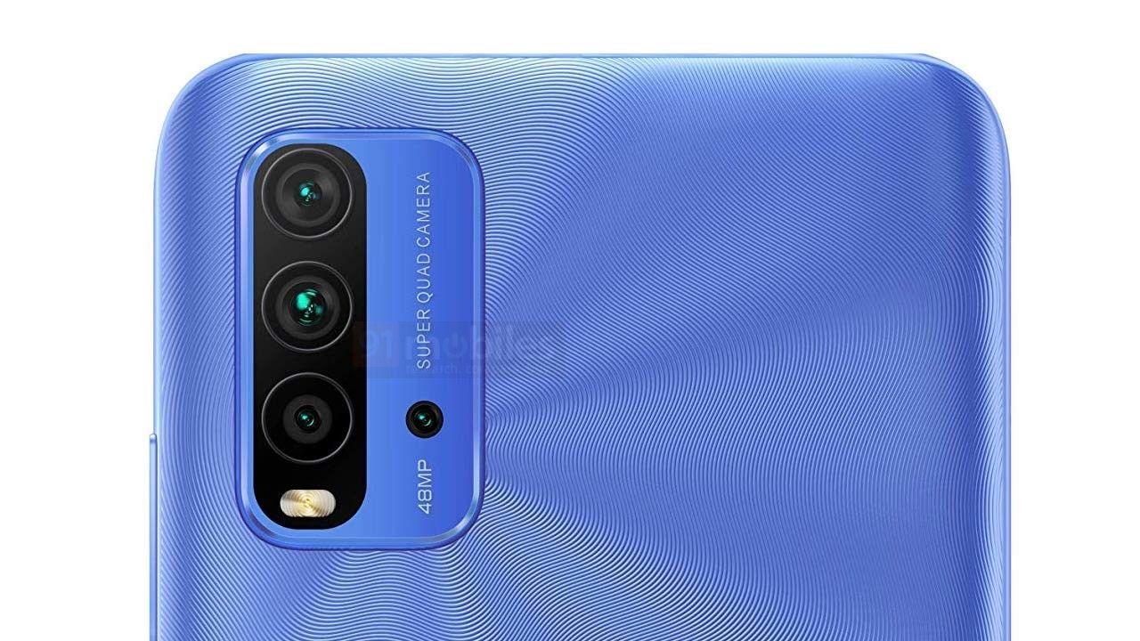 smartfon Redmi 9 Power smartphone camera