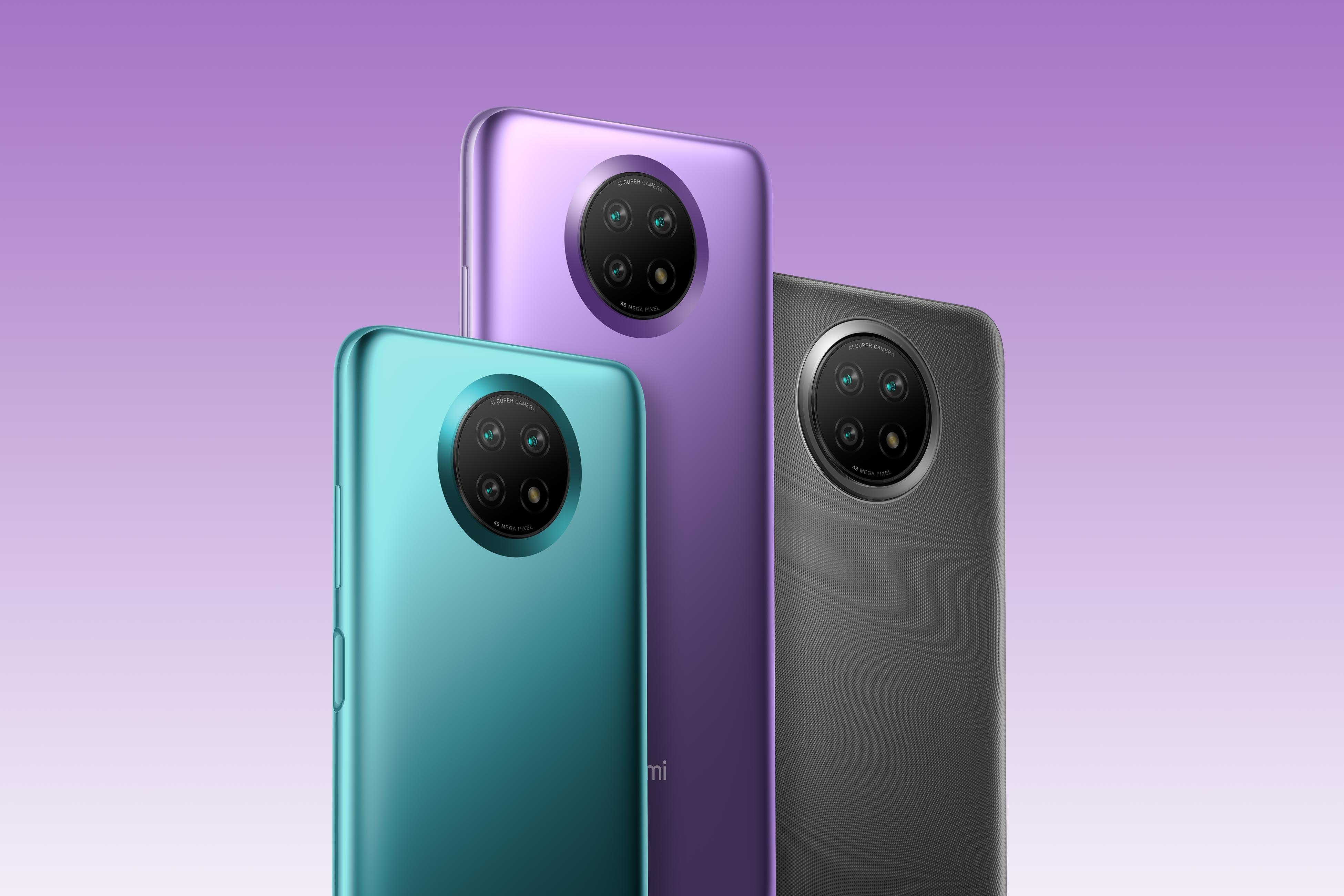 smartfon Redmi Note 9 5G smartphone