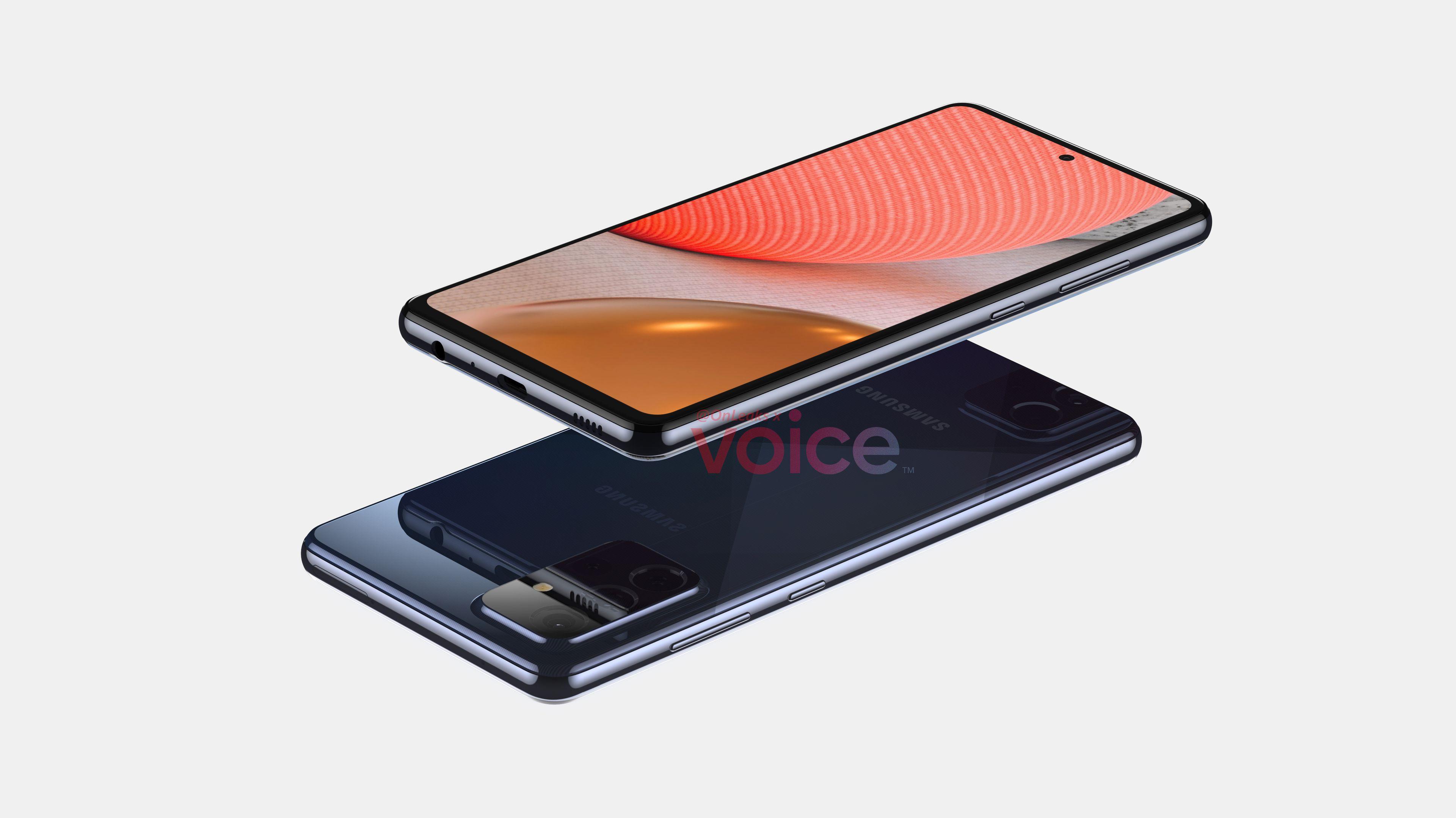 smartfon Samsung Galaxy A72 5G smartphone