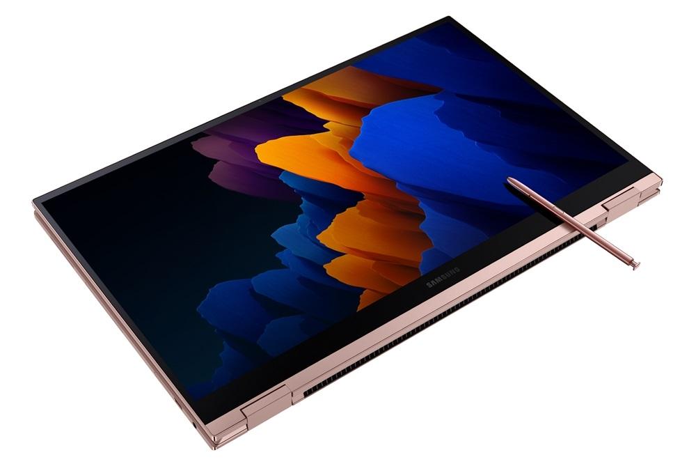 Samsung Galaxy Book Flex 2 laptop