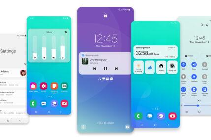 Samsung Galaxy One UI 3
