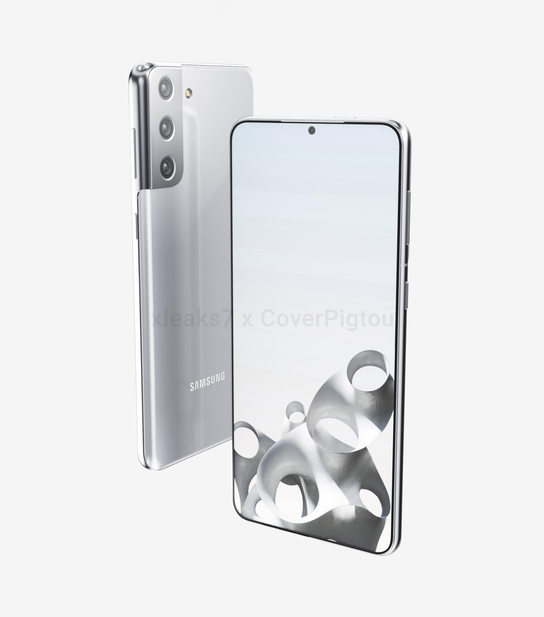 smartfon Samsung Galaxy S21 Plus smartphone