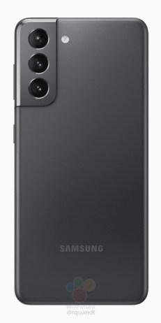 Szary Galaxy S21 (źródło: WinFuture)