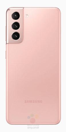 Różowy Galaxy S21 (źródło: WinFuture)