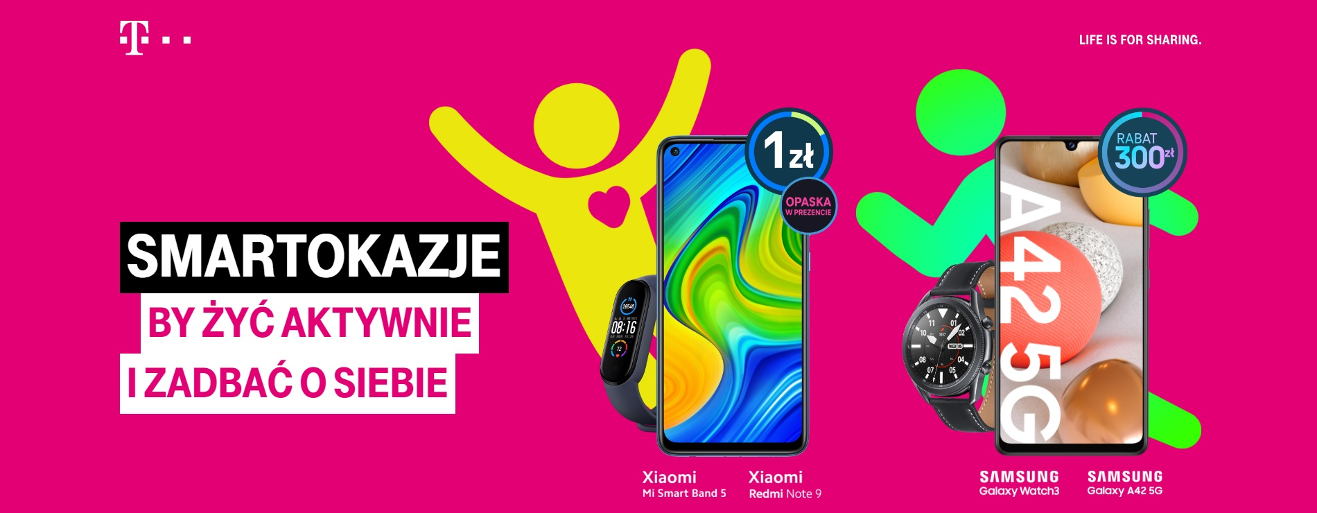 Smartokazje T-Mobile