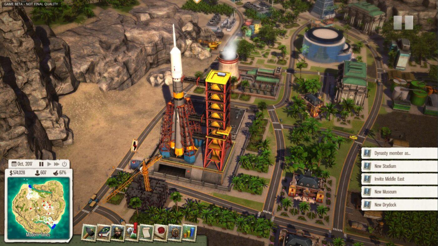 Tropico 5 za darmo w Epic Games Store