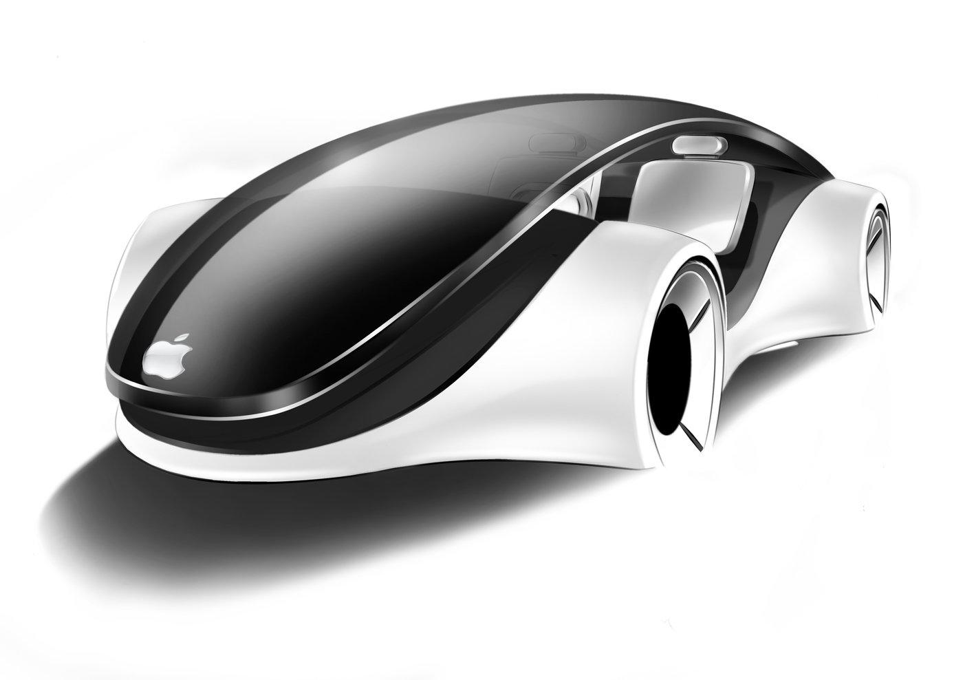 Apple Car – koncept.