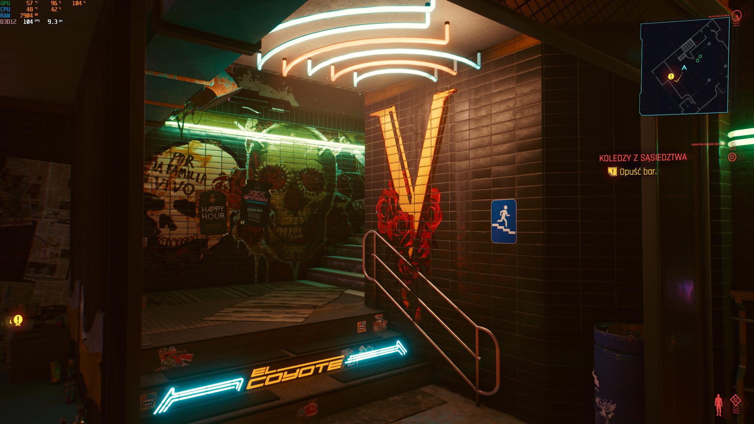 Cyberpunk, RTX serii 30