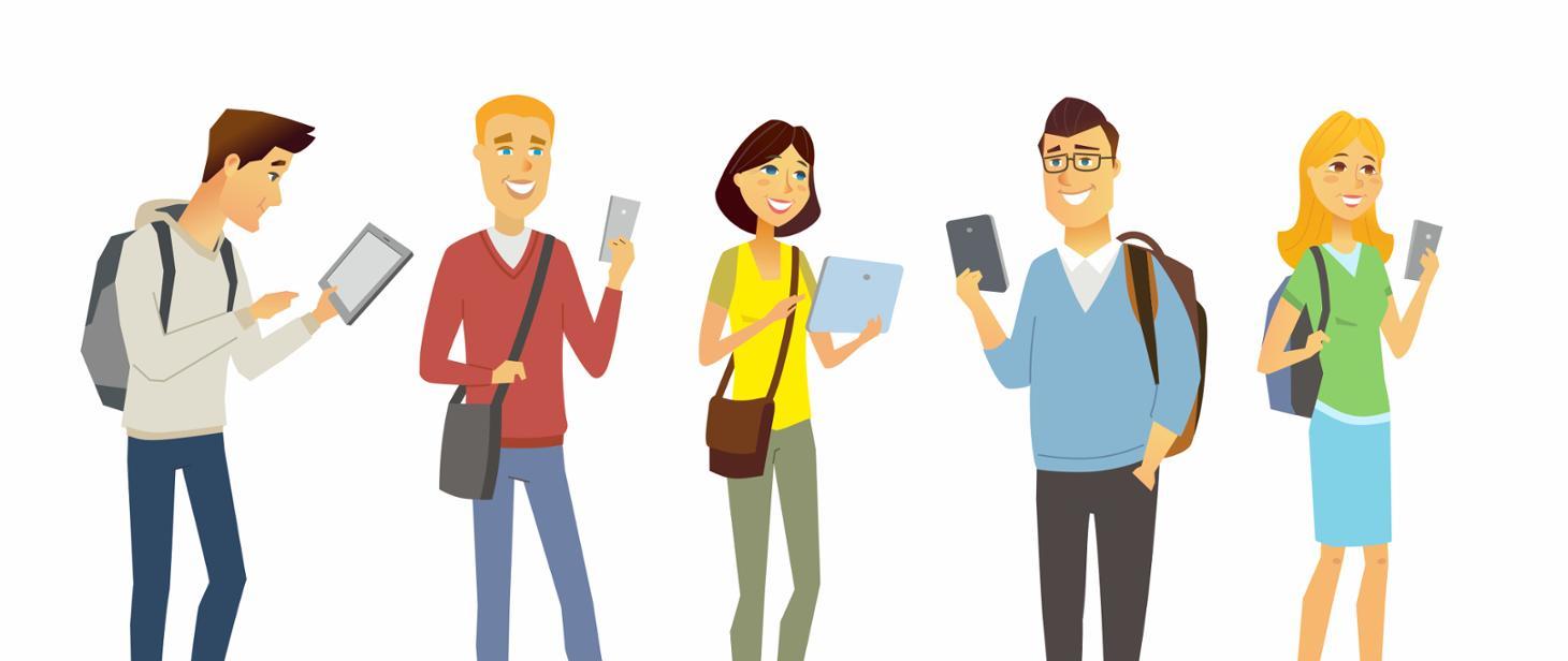 człowiek ludzie klient użytkownik smartfon tablet umowa