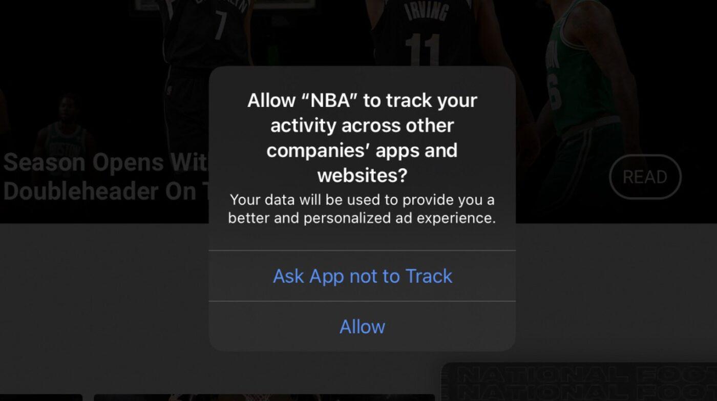 iOS – blokowanie śledzenia reklam.