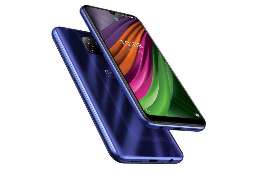 smartfon myPhone Now eSIM smartphone
