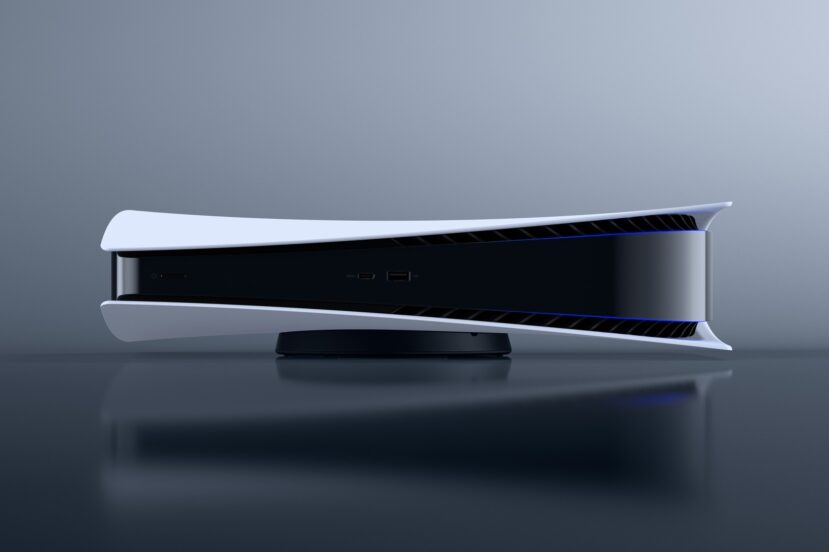 Starszy model PlayStation 5