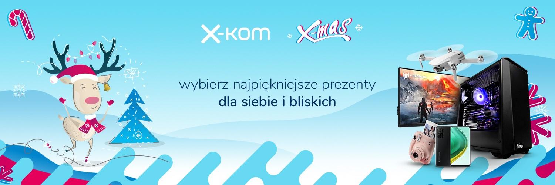 promocja x-kom x-mas