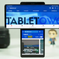 smartfon LG Wing smartphone