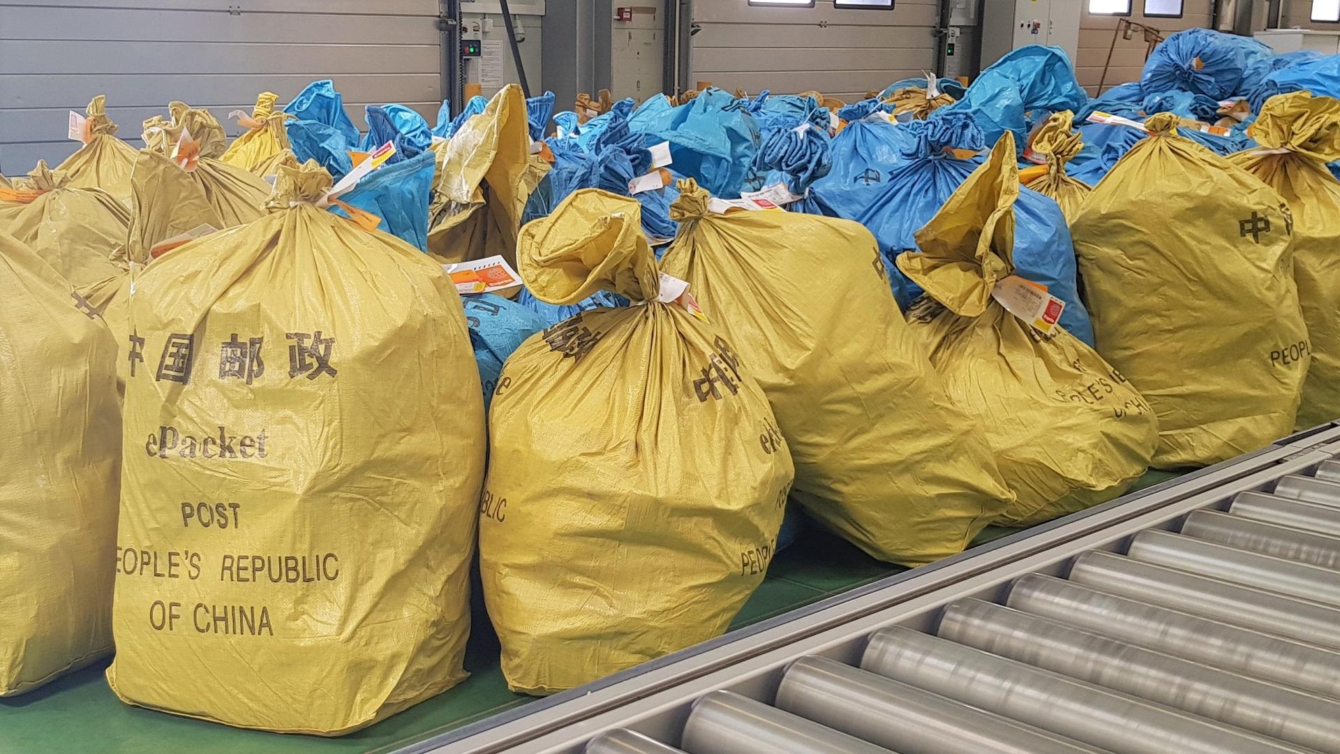 zakupy w Chinach przesyłki z Chin AliExpress GearBest Banggood paczka pakiet VAT dla e-commerce