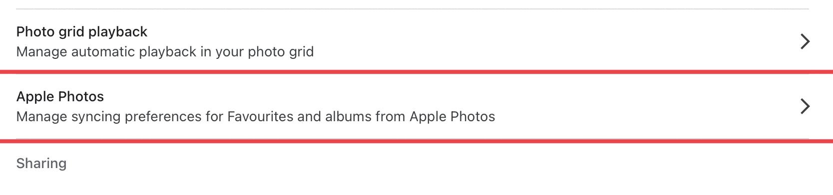 Zdjęcia Google Zdjęcia Apple synchronizacja
