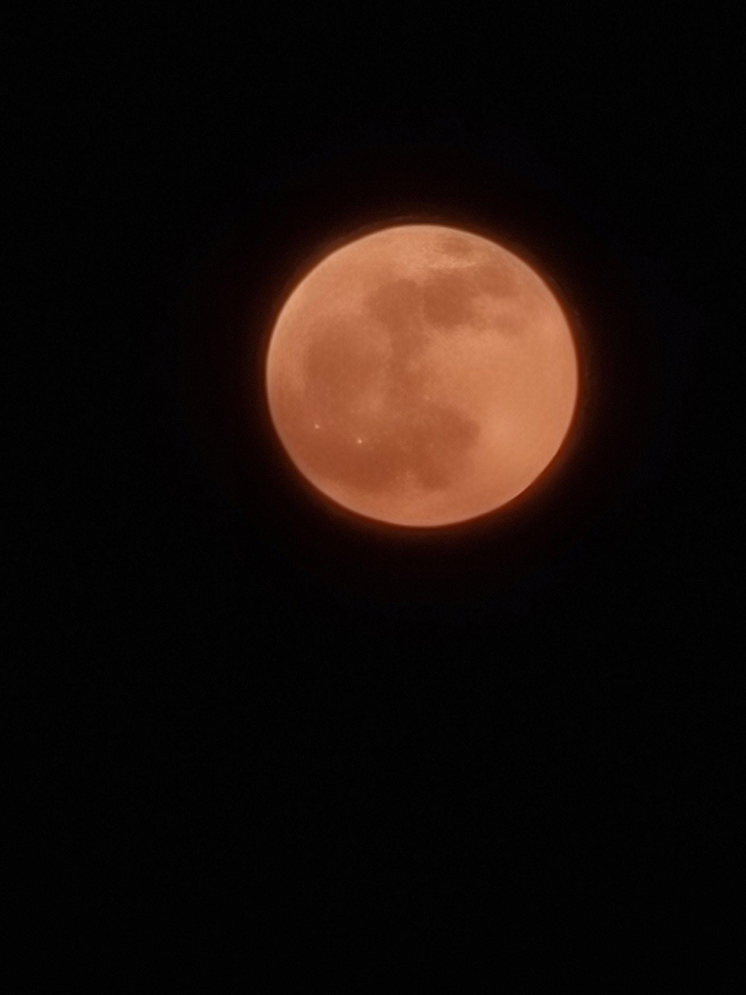 zdjęcie księżyca Samsung Galaxy Note 20 Ultra