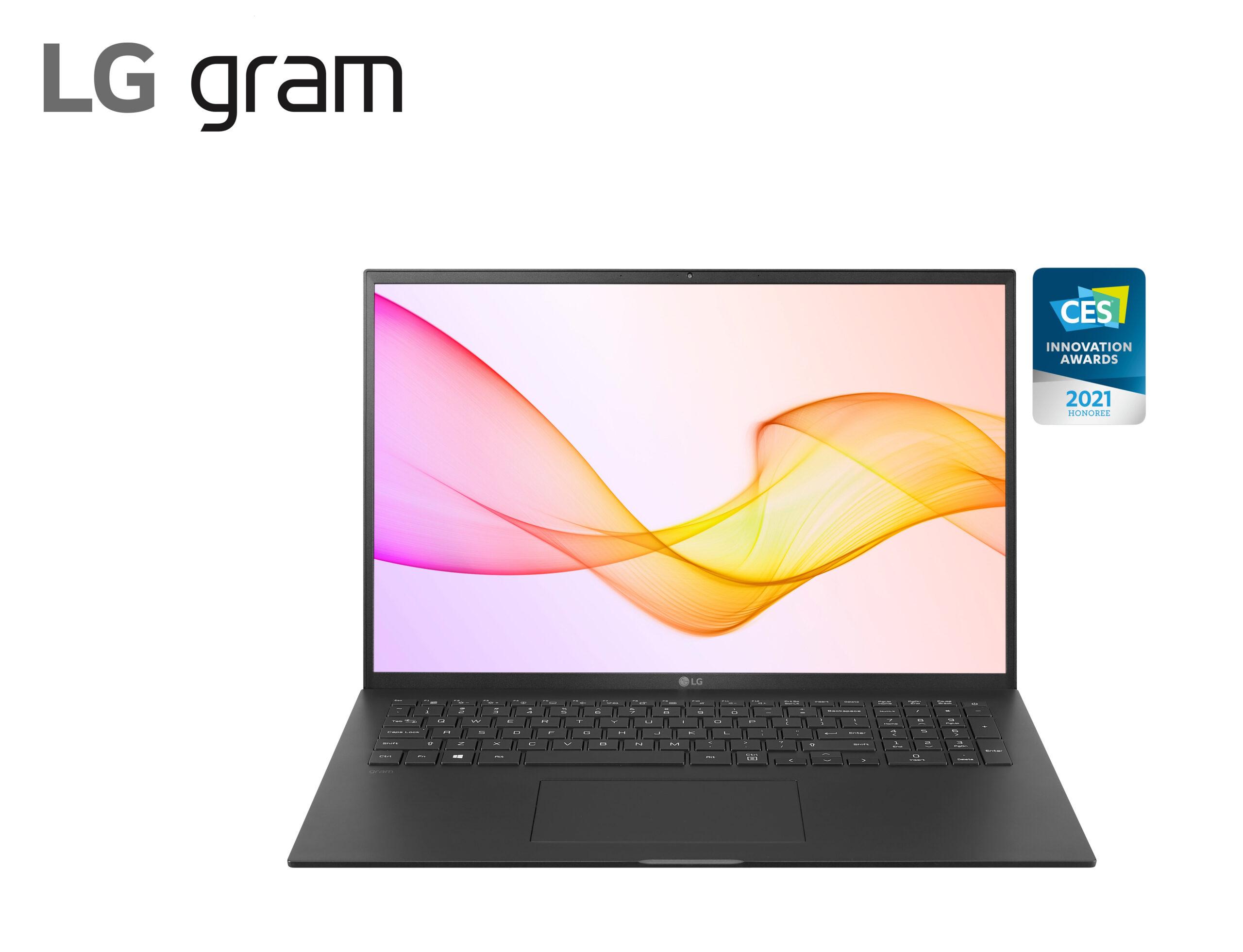 LG gram 2021 (źródło: LG)