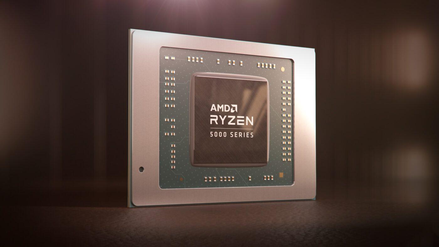 procesor AMD Ryzen 5000 processor