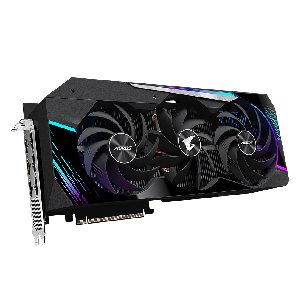 AORUS GeForce RTX 3080 MASTER 10G (rev. 2.0)