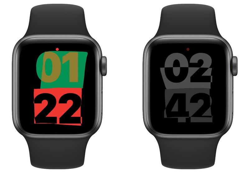 Apple WatchOS 7.3 Unity Watch Face
