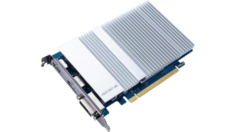 Asus Intel Iris Xe karta graficzna