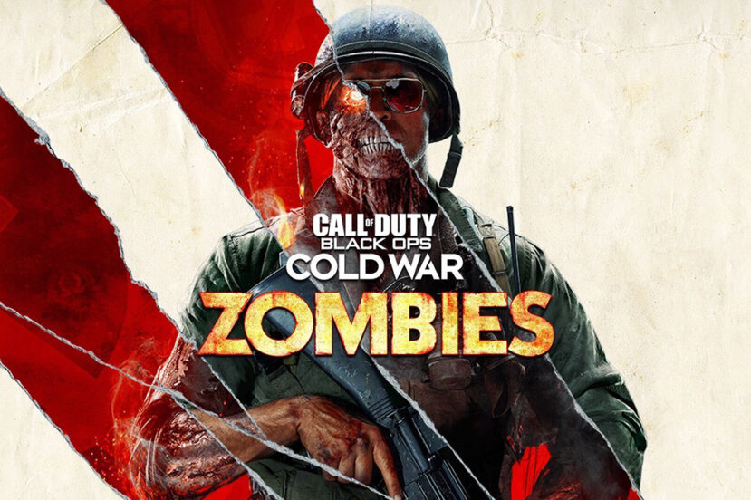 Call of Duty Black Ops Cold War tryb zombie