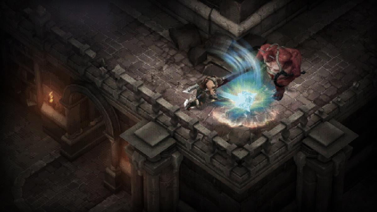 Diablo 3 - retro