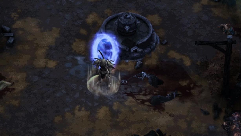 Diablo 3 - Ciemnoooość