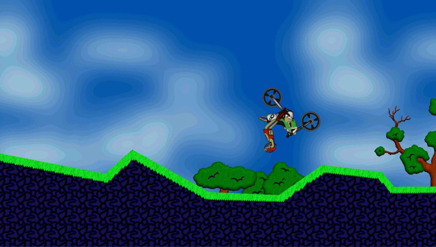 Elasto Mania Remastered na PC i konsole