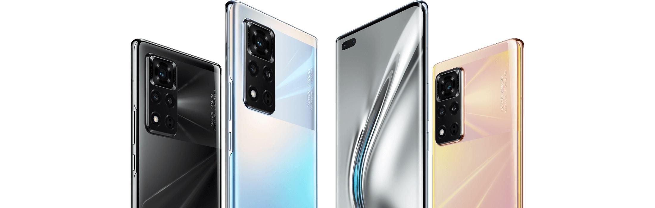 smartfon Honor V40 5G smartphone