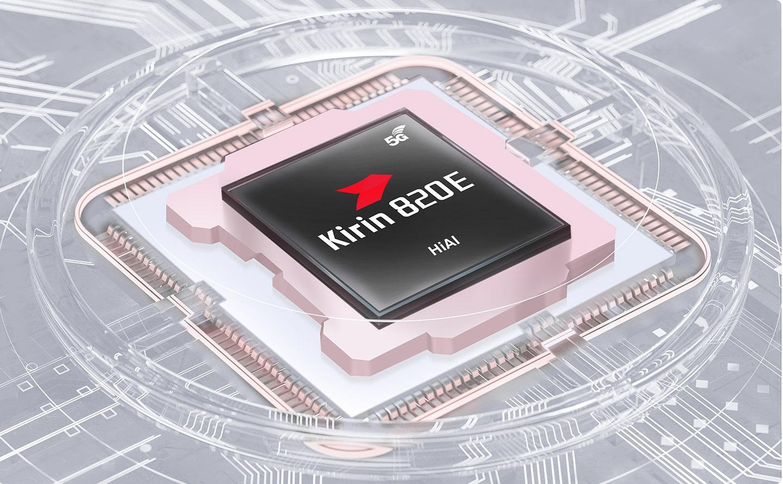 procesor Huawei HiSilicon Kirin 820E processor