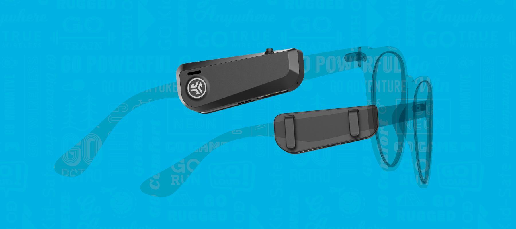 JLab JBuds Frames (źródło: JLab)