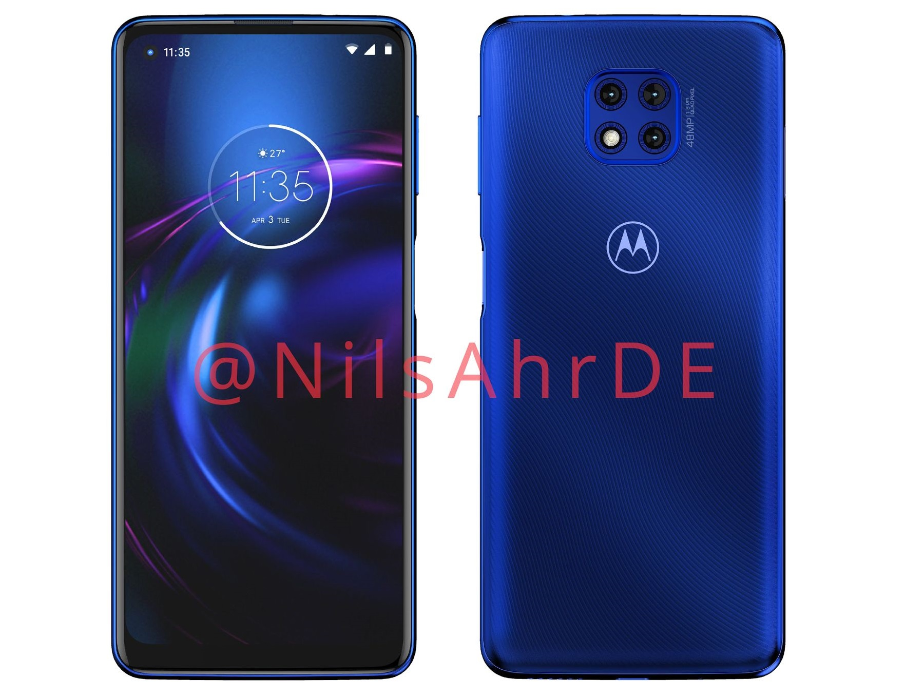 smartfon Motorola Moto G Power 2021 smartphone