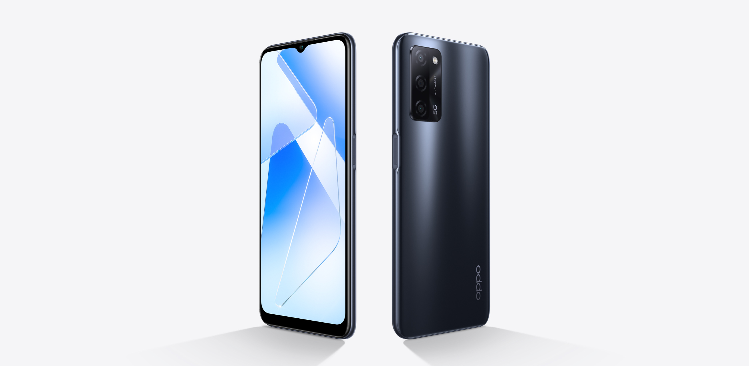 smartfon Oppo A55 5G smartphone