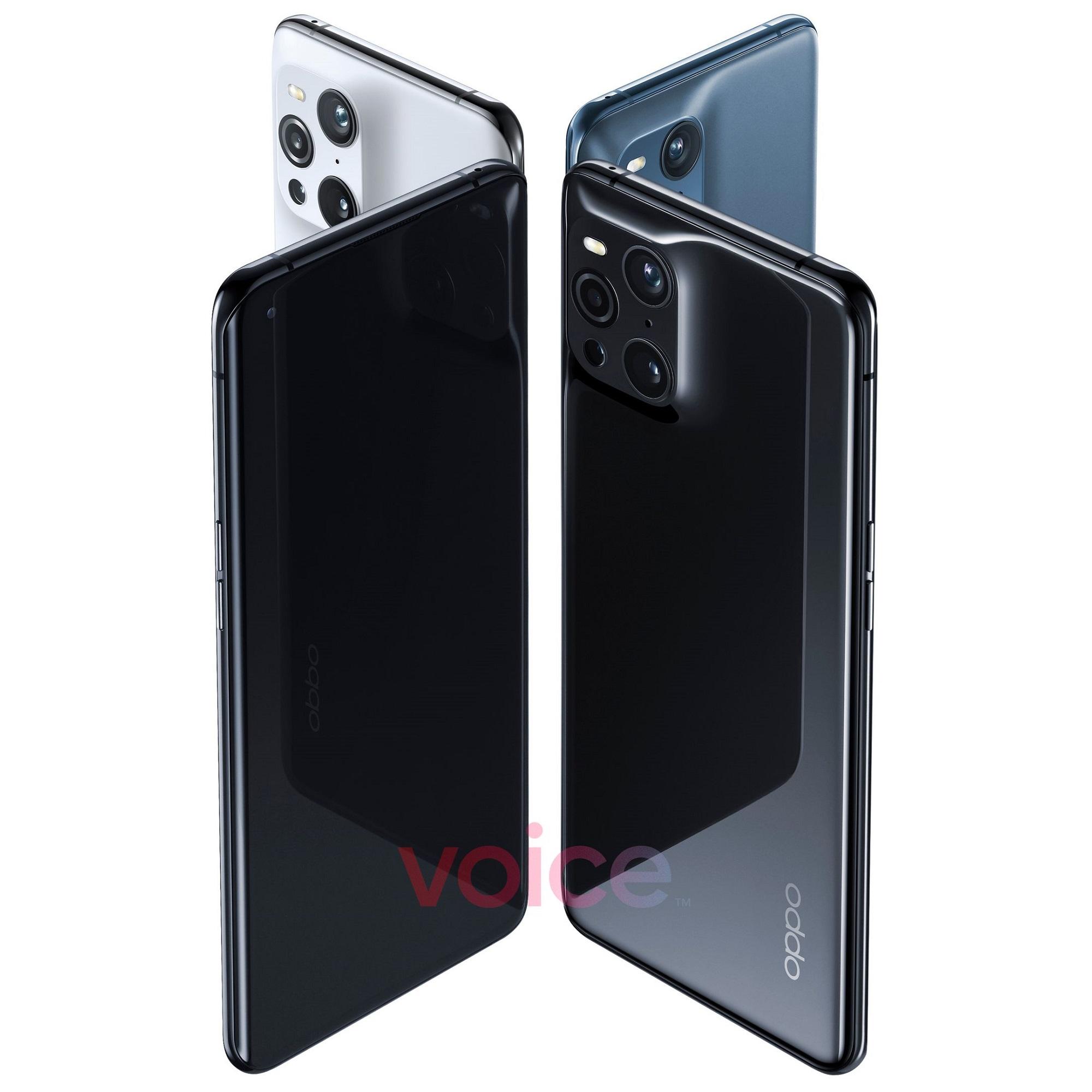 smartfon Oppo Find X3 Pro smartphone