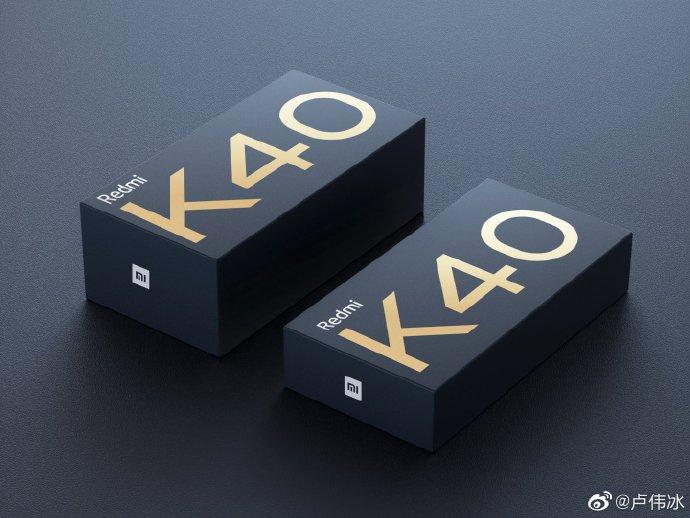 smartfon Redmi K40 pudełko opakowanie ładowarka