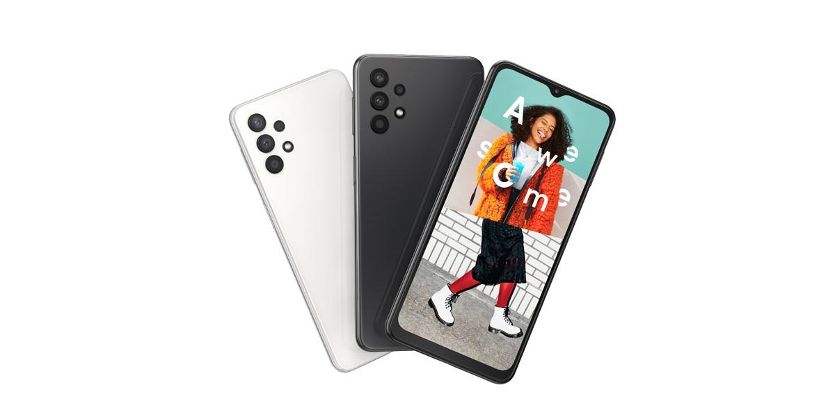 smartfon Samsung Galaxy A32 5G smartphone