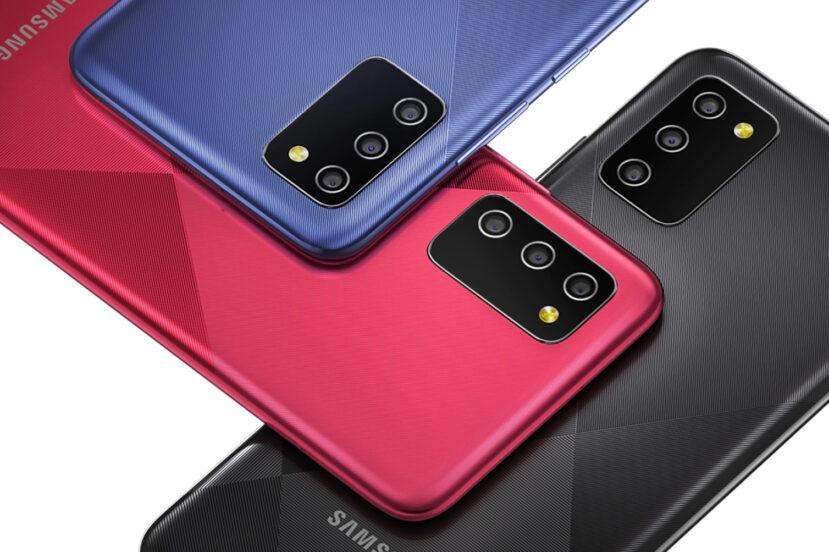 Samsung Galaxy M02s (fot. Samsung)