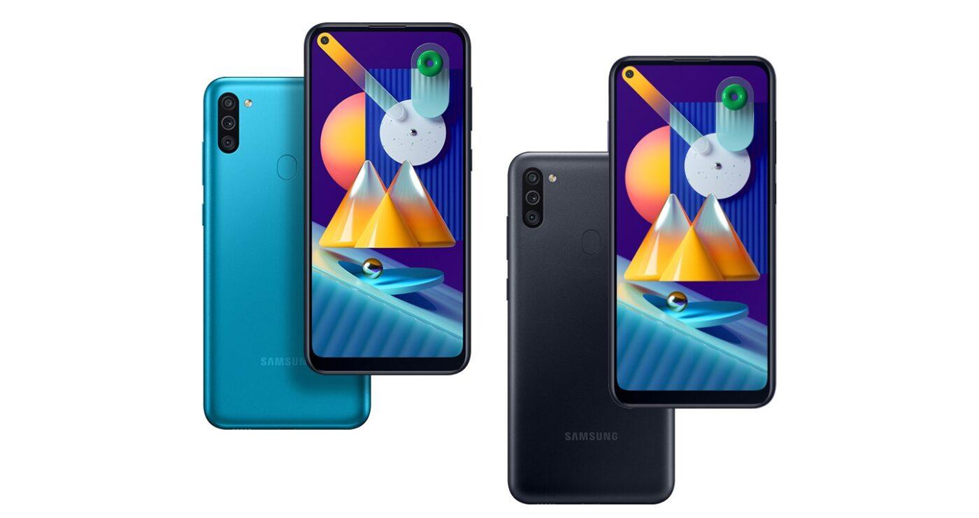 smartfon Samsung Galaxy M11 smartphone
