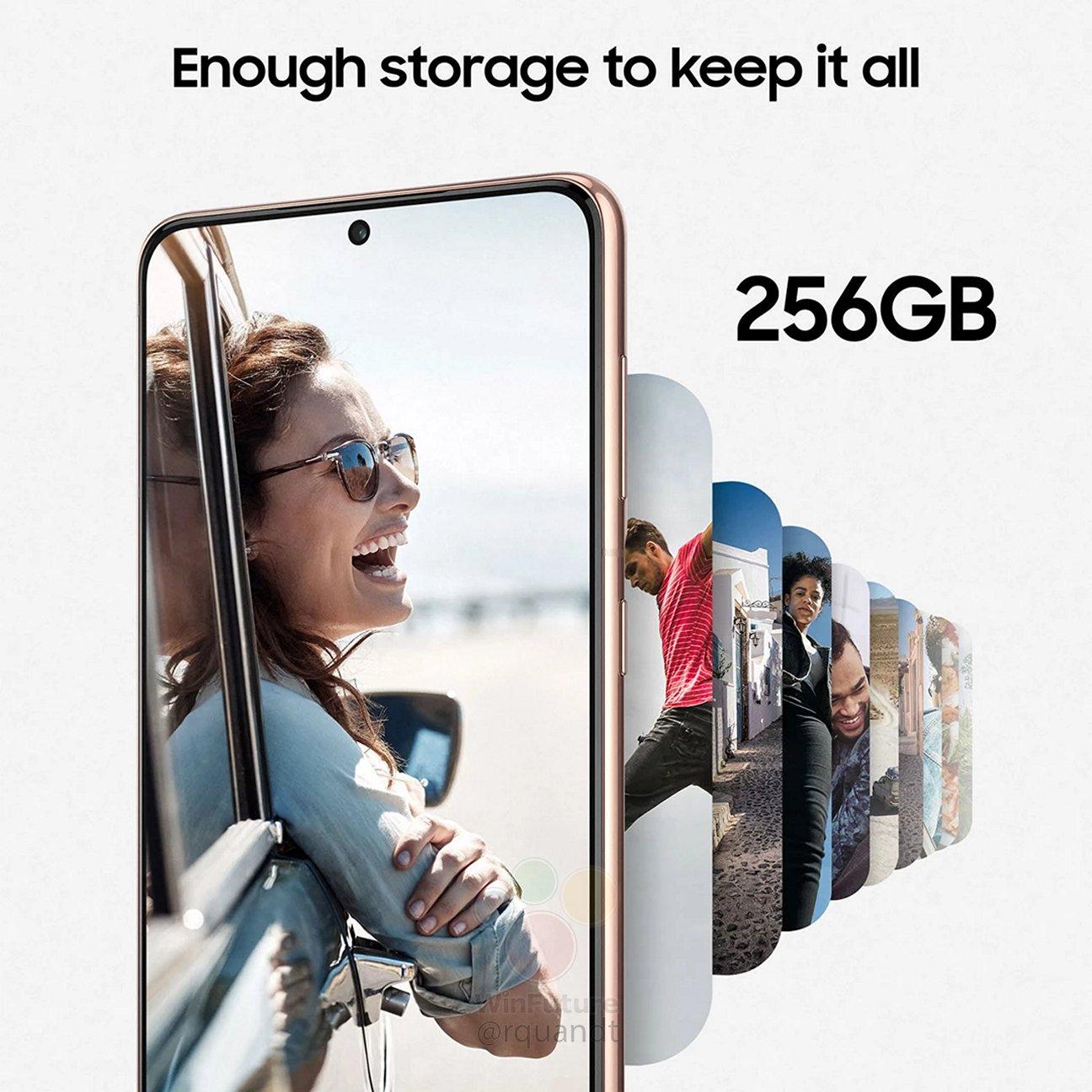 smartfon Samsung Galaxy S21 5G smartphone