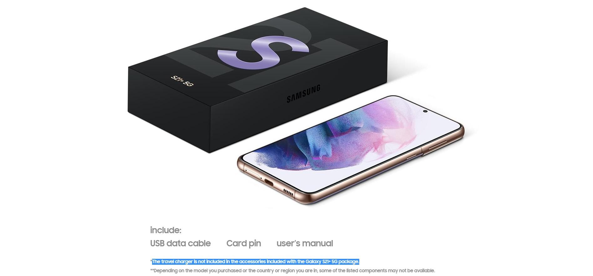 Samsung Galaxy S21 Plus ładowarka zasilacz charger Chiny