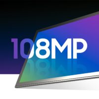 sensor Samsung ISOCELL HM3 108 Mpix