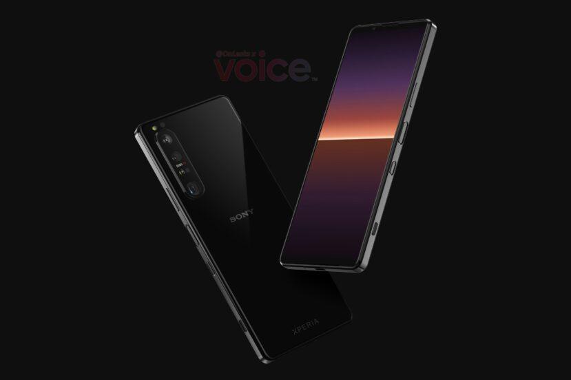 smartfon Sony Xperia 1 III smartphone