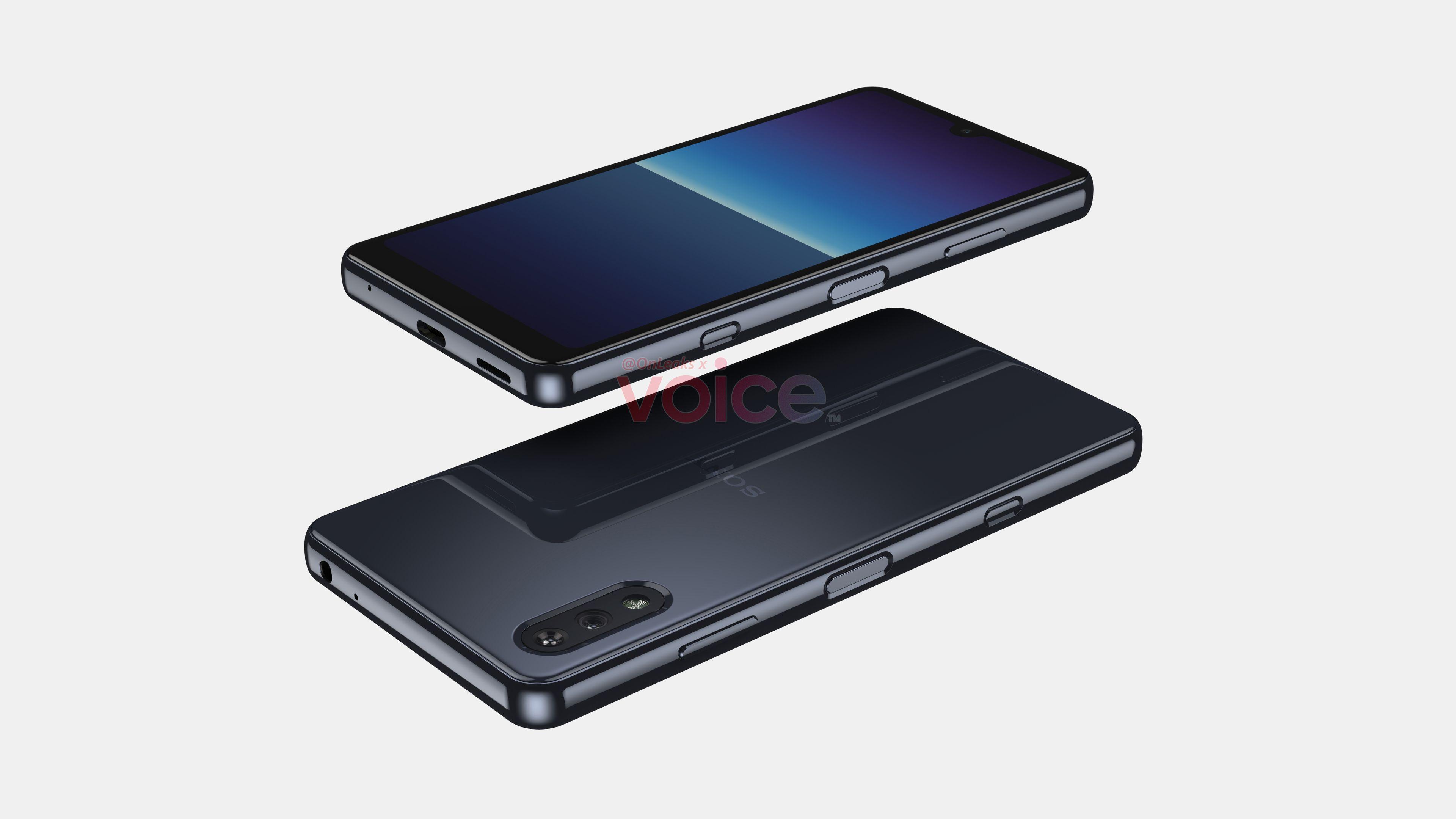 nowa Sony Xperia Compact 2021 smartphone